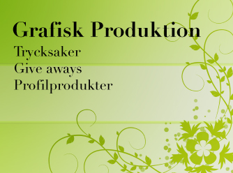 grafisk produktion